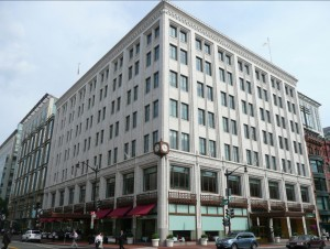 Terrell Place Building, 7th Street, Washington, DC; LEED Consulting